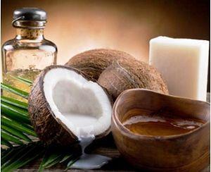 кокосовое масло и молочница