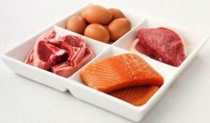 мясо рыба яйца