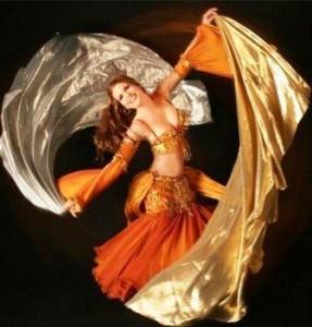 восточные танцы лечим молочницу