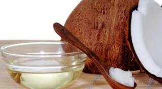 Кокосовое масло при молочнице
