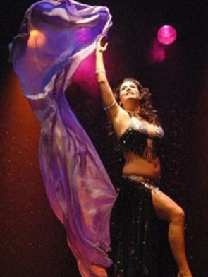 Благоприятное влияние восточных танцев на организм женщины