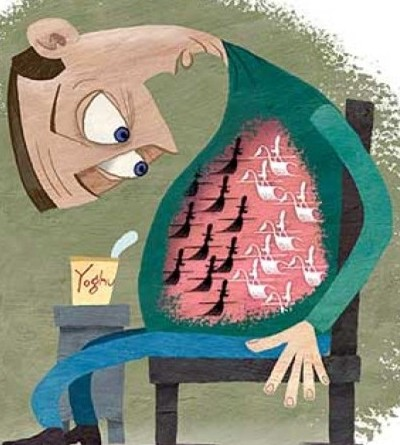 Влияние гормонов на молочницу. Кортизол