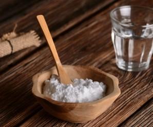 Пищевая сода поможет отрегулировать PH организма